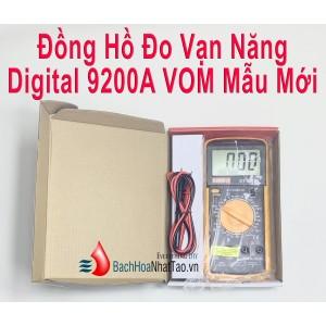 Đồng hồ đo vạn năng Digital 9200A VOM mẫu thông dụng mới nhất