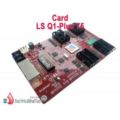 Card LS-Q1 Plus 75