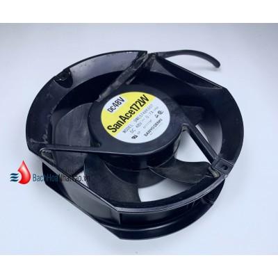 Quạt SanAce DC 48v-0,7a đặc biệt Chống Nước chuẩn IP68