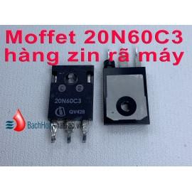 Moffet 20N60C3 hàng zin rã máy