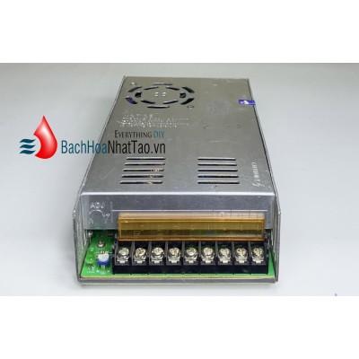 Nguồn tổ ong 48V 10A 480W quạt