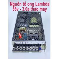 Nguồn tổ ong Lambda 36V - 3.0A tháo máy