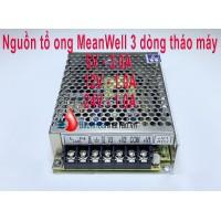 Nguồn tổ ong MeanWell 3 dòng tháo máy